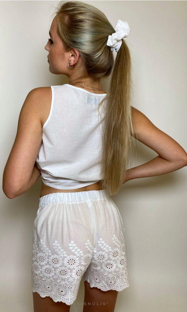 madeirová gumička do vlasov