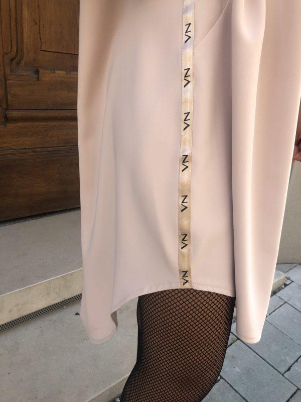 Dámske košeľové šaty SAND