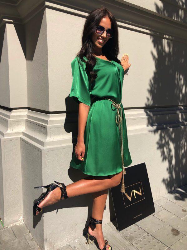 Šaty Nomad zelené