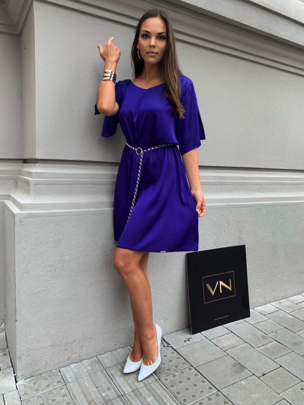 Modré Nomad šaty