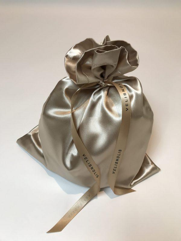 vrecko zlaté darčekové